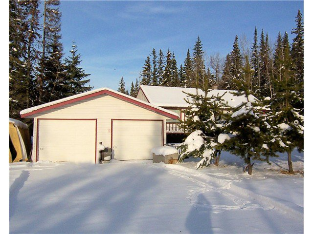 """Main Photo: 5180 BENDIXON Road in Prince George: Pineview House for sale in """"PINEVIEW"""" (PG Rural South (Zone 78))  : MLS®# N232319"""