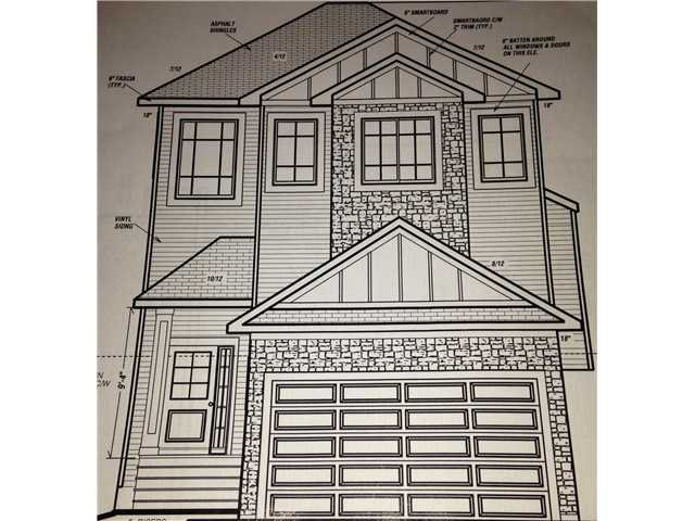 Main Photo: 114 SHERWOOD Mount NW in CALGARY: Sherwood Calgary Residential Detached Single Family for sale (Calgary)  : MLS®# C3608989