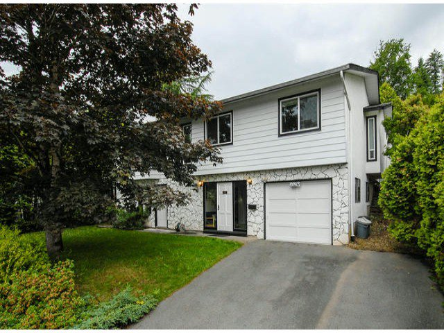 Main Photo: 33239 BEST Avenue in Mission: Mission BC House for sale : MLS®# F1414665