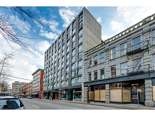 "Main Photo: 611 66 W CORDOVA Street in Vancouver: Downtown VW Condo for sale in ""60 W CORDOVA"" (Vancouver West)  : MLS®# V1104399"