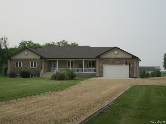 Main Photo: 25117 Springfield Road in OAKBANK: Anola / Dugald / Hazelridge / Oakbank / Vivian Residential for sale (Winnipeg area)  : MLS®# 1512129