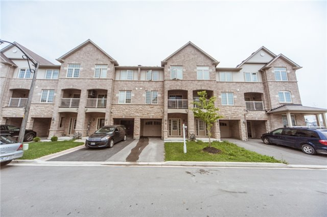 Main Photo: 5 Silvester Street in Ajax: Central East House (3-Storey) for sale : MLS®# E3294738