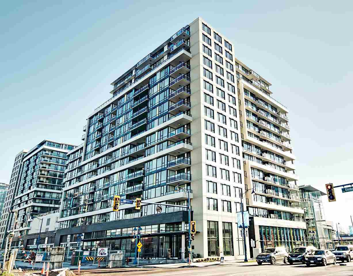 Main Photo: 1201 7788 ACKROYD Road in Richmond: Brighouse Condo for sale : MLS®# R2018082