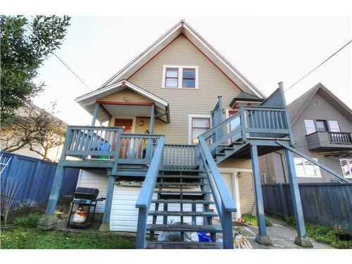 Photo 20: Photos: 2637 PENDER Street E in Vancouver East: Renfrew VE Home for sale ()  : MLS®# V1037356