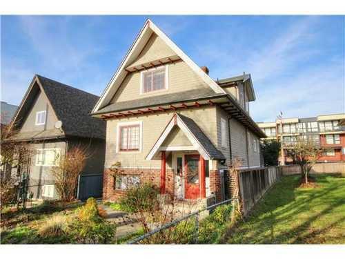 Photo 2: Photos: 2637 PENDER Street E in Vancouver East: Renfrew VE Home for sale ()  : MLS®# V1037356