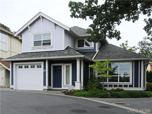 Main Photo: 12 4583 Wilkinson Road in VICTORIA: SW Royal Oak Single Family Detached for sale (Saanich West)  : MLS®# 365639