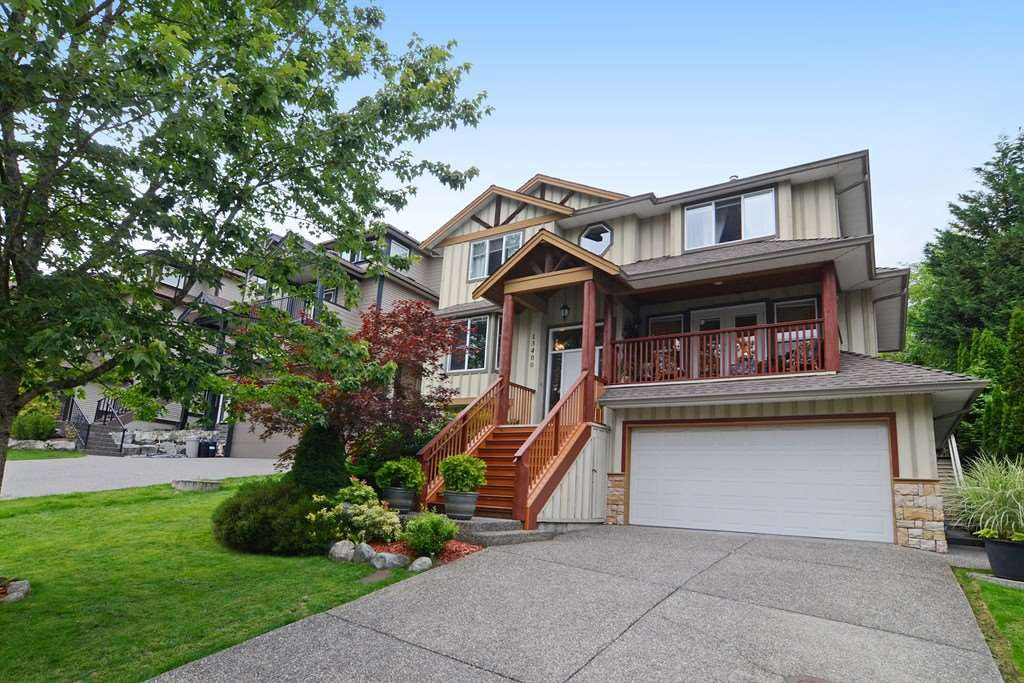 """Main Photo: 13400 235 Street in Maple Ridge: Silver Valley House for sale in """"BALSAM CREEK / SILVER VALLEY"""" : MLS®# R2084004"""