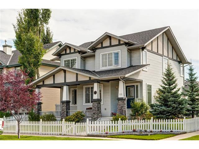 Main Photo: 66 INVERNESS Close SE in Calgary: McKenzie Towne House for sale : MLS®# C4074784