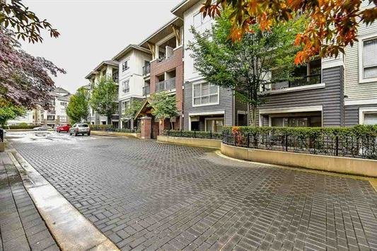 "Main Photo: A108 8929 202 Street in Langley: Walnut Grove Condo for sale in ""THE GROVE"" : MLS®# R2105186"
