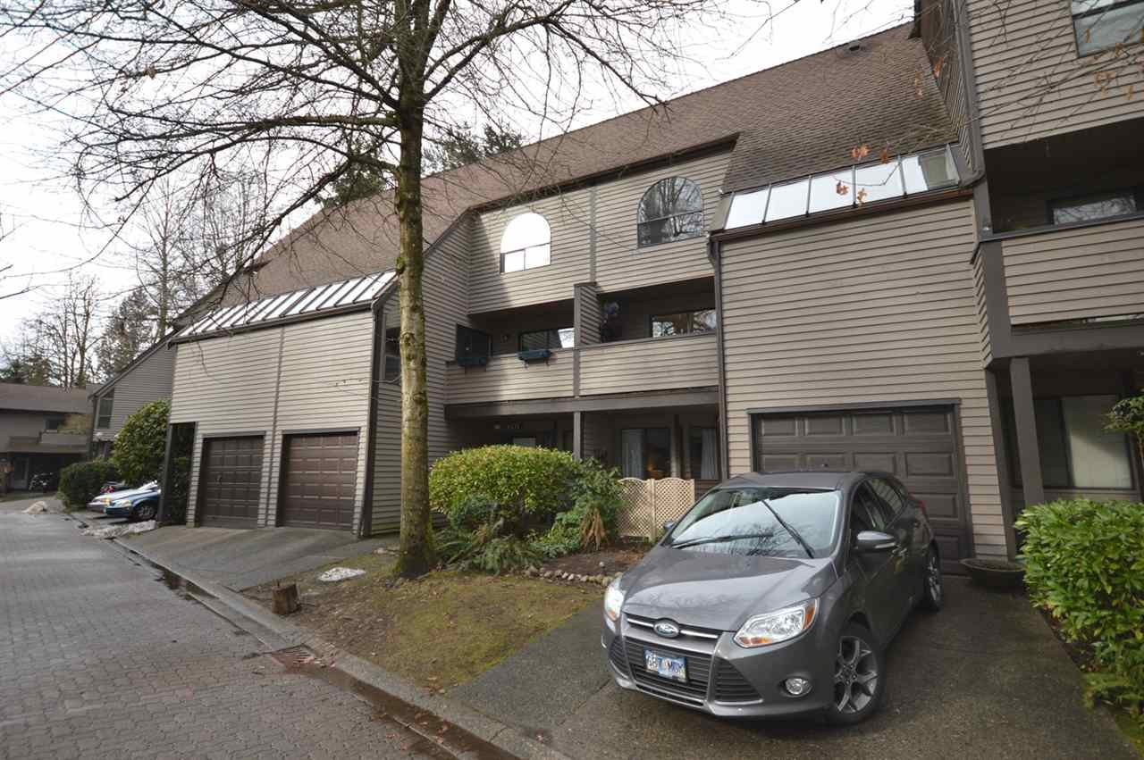 """Main Photo: 8533 TIMBER Court in Burnaby: Forest Hills BN Townhouse for sale in """"SIMON FRASER VILLAGE"""" (Burnaby North)  : MLS®# R2141291"""