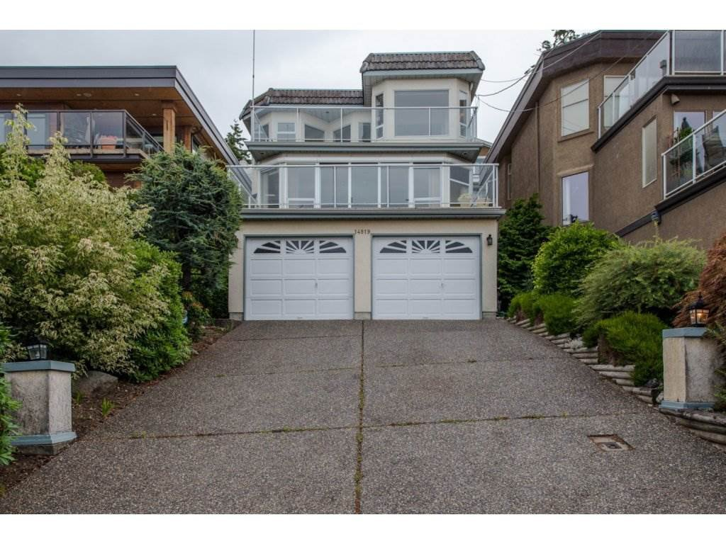 Main Photo: 14819 PROSPECT AVENUE in : White Rock House for sale : MLS®# R2129491
