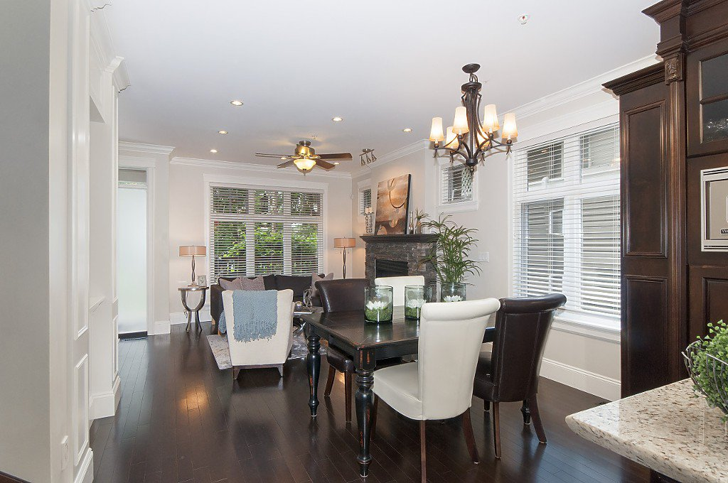Photo 8: Photos: 2349 W 8TH Avenue in Vancouver: Kitsilano House 1/2 Duplex for sale (Vancouver West)  : MLS®# R2180429