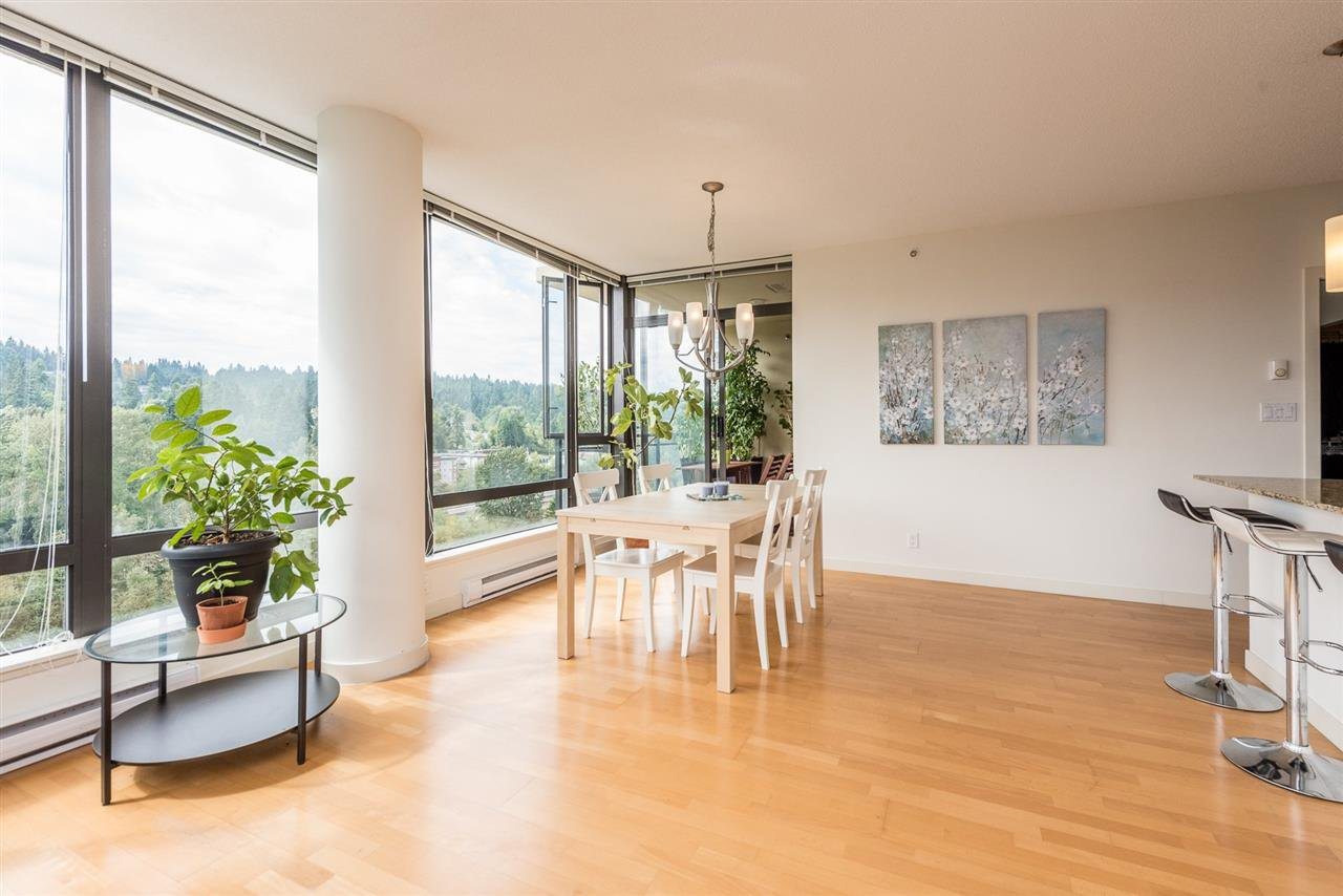 "Main Photo: 1102 400 CAPILANO Road in Port Moody: Port Moody Centre Condo for sale in ""ARIA 2"" : MLS®# R2211966"