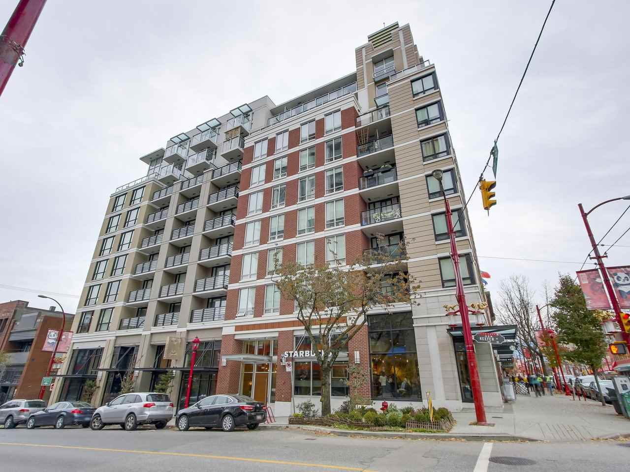 Main Photo: 510 189 KEEFER STREET in Vancouver: Downtown VE Condo for sale (Vancouver East)  : MLS®# R2220669