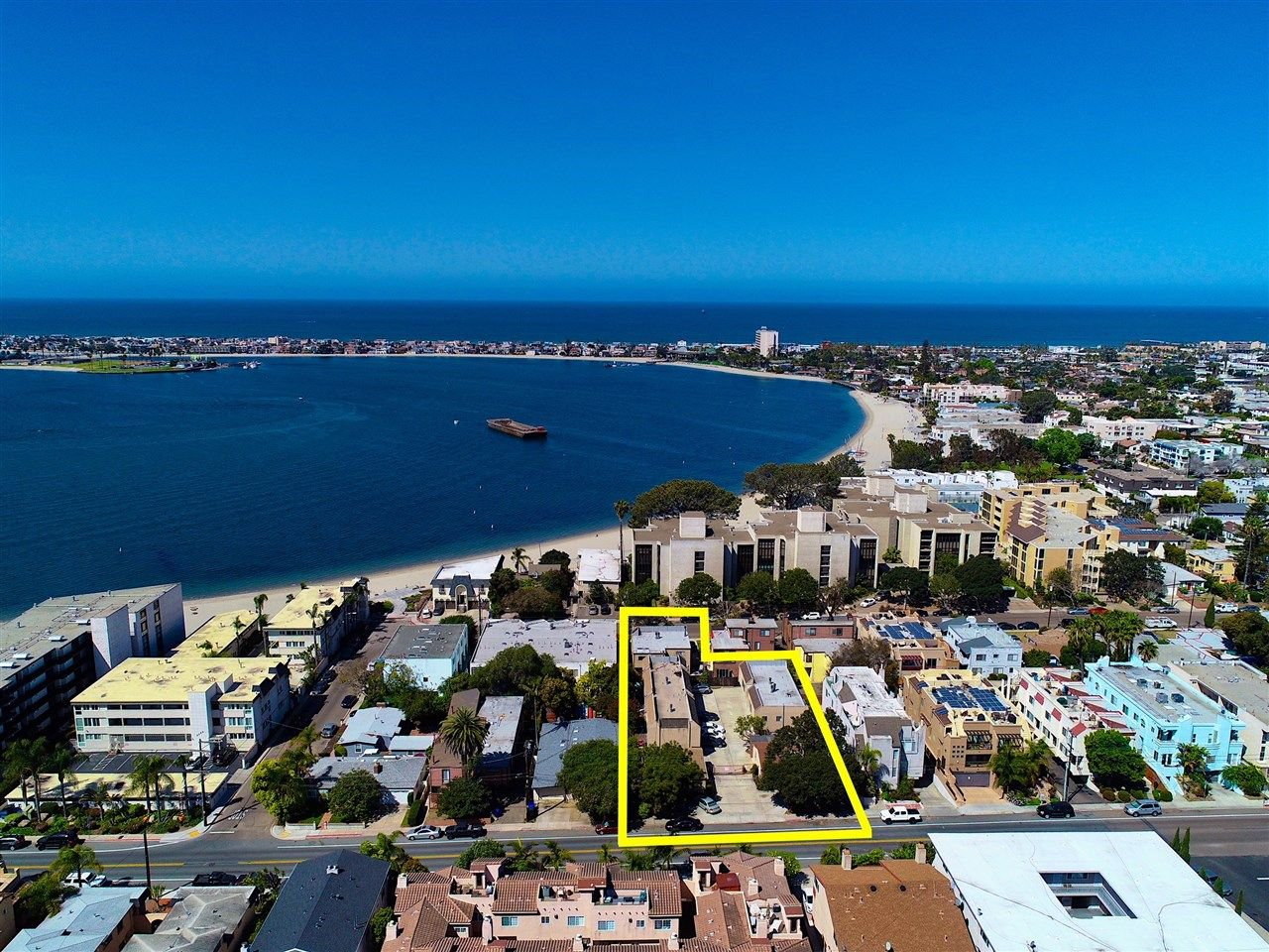 Main Photo: Property for sale: 3958-66 Riviera/3929-33 Gresham in San Diego