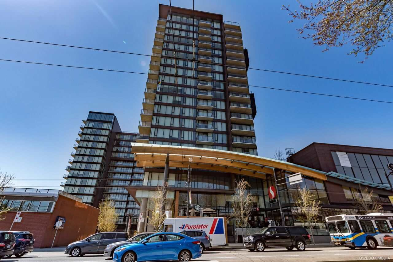 Main Photo: 2003 8555 GRANVILLE Street in Vancouver: S.W. Marine Condo for sale (Vancouver West)  : MLS®# R2261840