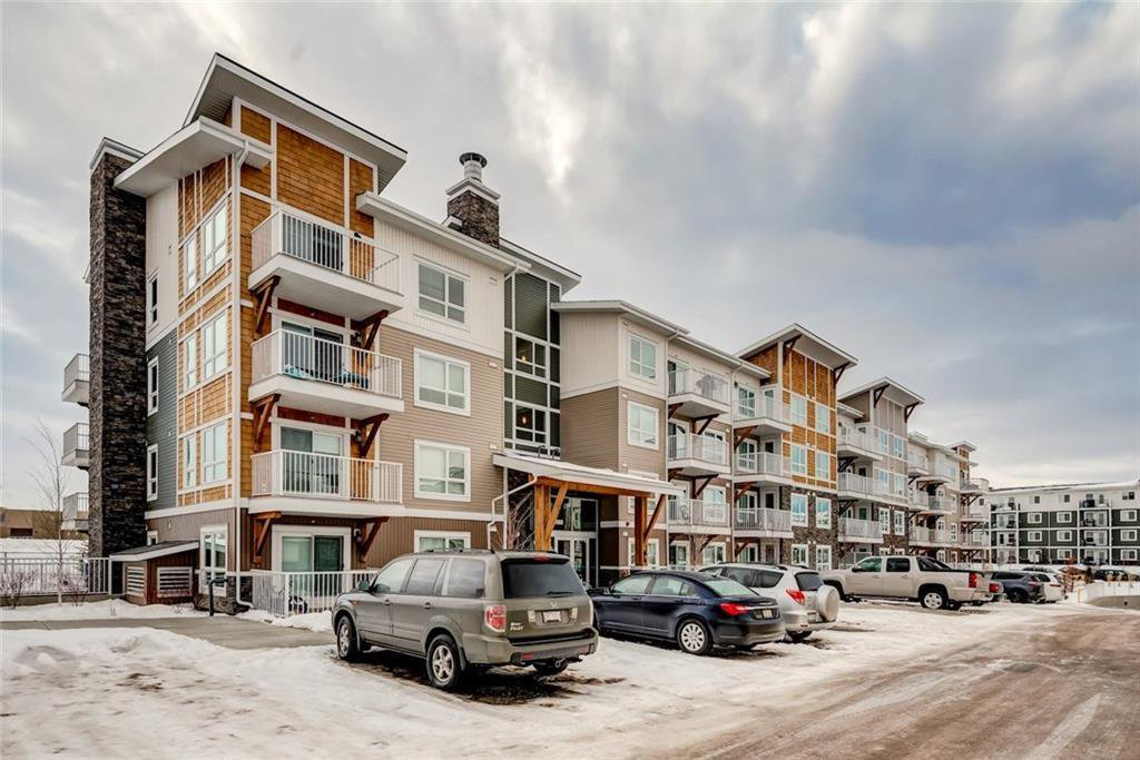 Main Photo: 7312 302 SKYVIEW RANCH Drive NE in Calgary: Skyview Ranch Apartment for sale : MLS®# C4186747