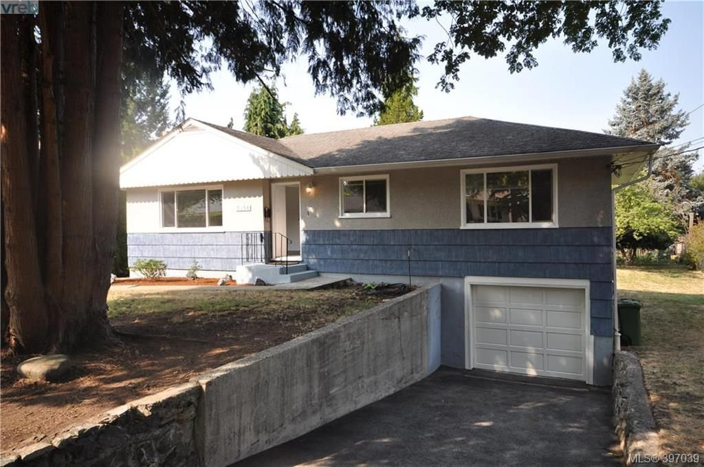 Main Photo: 3154 Stevenson Pl in VICTORIA: Vi Mayfair Single Family Detached for sale (Victoria)  : MLS®# 794161