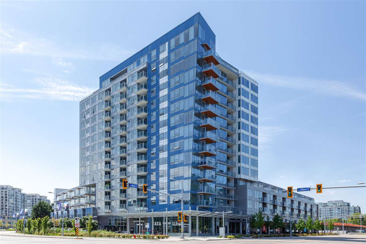 Main Photo: 616 5233 GILBERT Road in Richmond: Brighouse Condo for sale : MLS®# R2294629