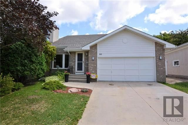 Main Photo: 88 Shillingstone Road in Winnipeg: Whyte Ridge Residential for sale (1P)  : MLS®# 1821682