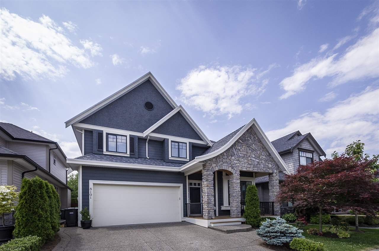 """Main Photo: 8101 211B Street in Langley: Willoughby Heights House for sale in """"Creekside At Yorkson"""" : MLS®# R2302259"""