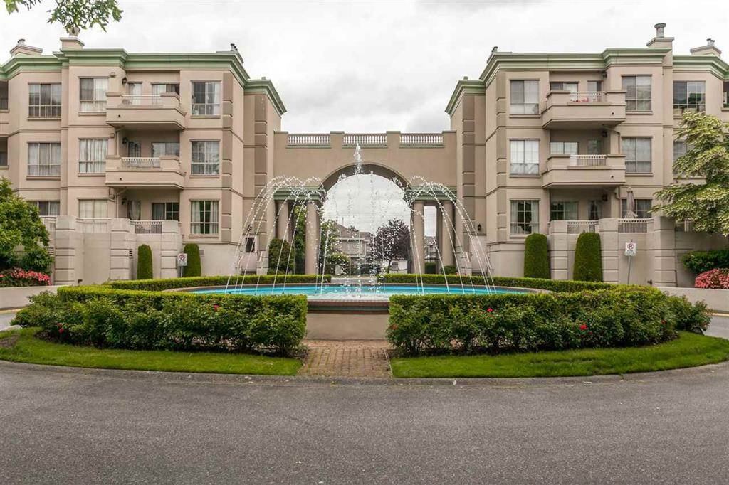 """Main Photo: 324 8520 GENERAL CURRIE Road in Richmond: Brighouse South Condo for sale in """"QUEENSGATE"""" : MLS®# R2351060"""