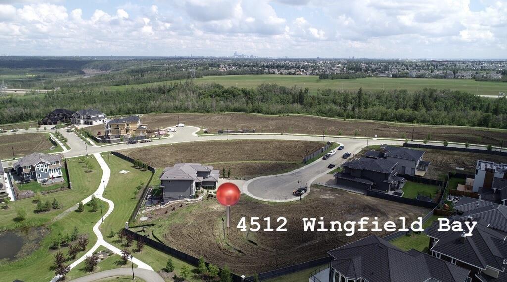 Main Photo: 4512 Wingfield Bay in Edmonton: Zone 56 Vacant Lot for sale : MLS®# E4164656
