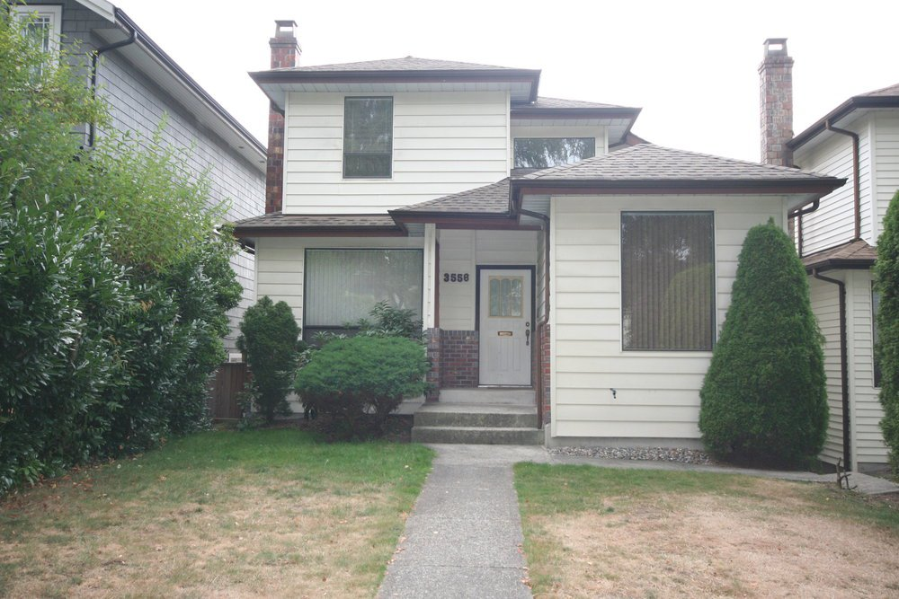 Main Photo: 3556 31ST Ave W in Vancouver West: Home for sale : MLS®# V987721