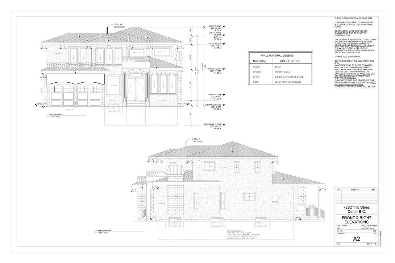 "Main Photo: 7282 115 Street in Delta: Scottsdale House for sale in ""SCOTTSDALE"" (N. Delta)  : MLS®# R2456458"