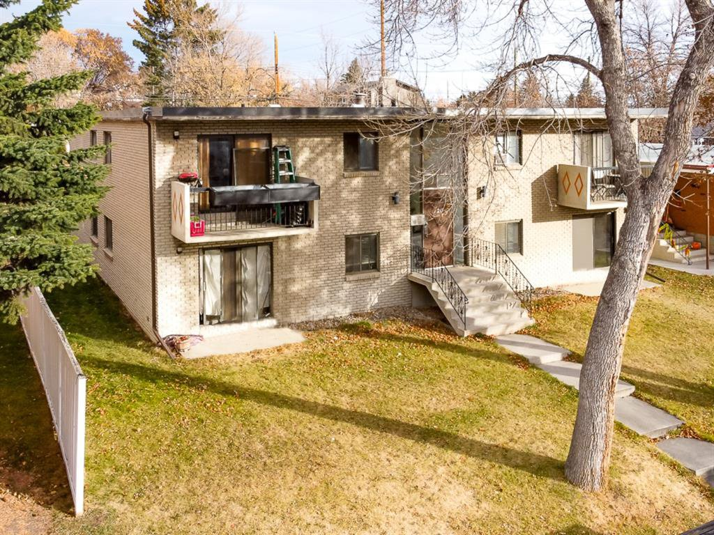 Main Photo: 120 29 Avenue NW in Calgary: Tuxedo Park Multi Family for sale : MLS®# A1045852