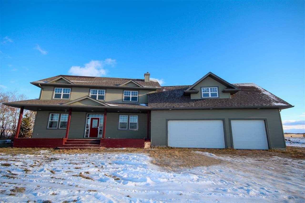 Main Photo: : Rural Sturgeon County House for sale : MLS®# E4224309