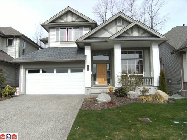 "Main Photo: 14735 58TH Avenue in Surrey: Sullivan Station House for sale in ""PANORAMA HILLS"" : MLS®# F1107525"
