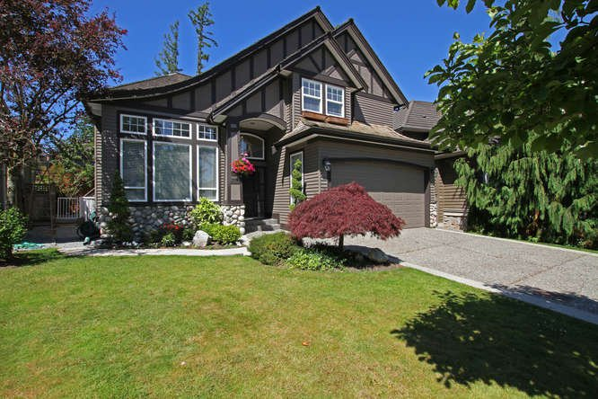 Main Photo: 15552 36B Avenue in Surrey: Morgan Creek House for sale (South Surrey White Rock)  : MLS®# F1116974