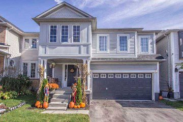 Main Photo: 23 Hulley Crest in Ajax: South East House (2-Storey) for sale : MLS®# E2761830