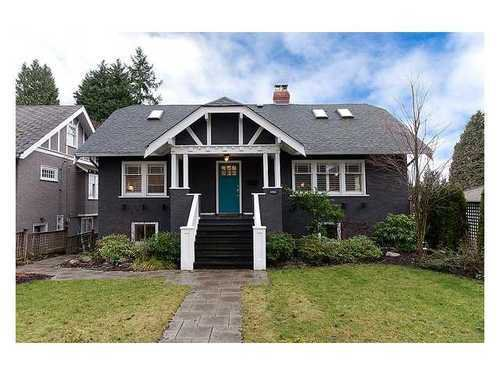 Main Photo: 3286 38TH Ave W in Vancouver West: Kerrisdale Home for sale ()  : MLS®# V931883
