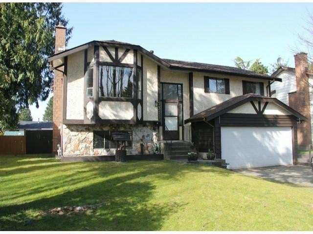 "Main Photo: 7315 TODD CR in Surrey: East Newton House for sale in ""Nichol Creek"" : MLS®# F1405859"
