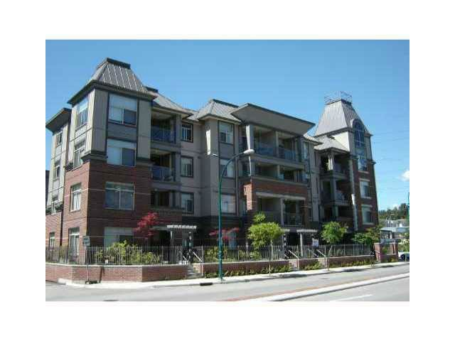 """Main Photo: 315 2330 WILSON Avenue in Port Coquitlam: Central Pt Coquitlam Condo for sale in """"SHAUGHNESSY"""" : MLS®# V1053967"""