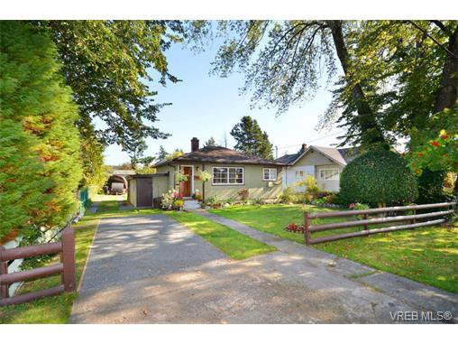 Main Photo: 487 Swinford Street in VICTORIA: Es Saxe Point Single Family Detached for sale (Esquimalt)  : MLS®# 343214