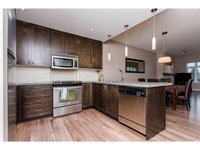 """Main Photo: 403 2368 MARPOLE Avenue in Port Coquitlam: Central Pt Coquitlam Condo for sale in """"RIVER ROCK LANDING"""" : MLS®# V1101587"""