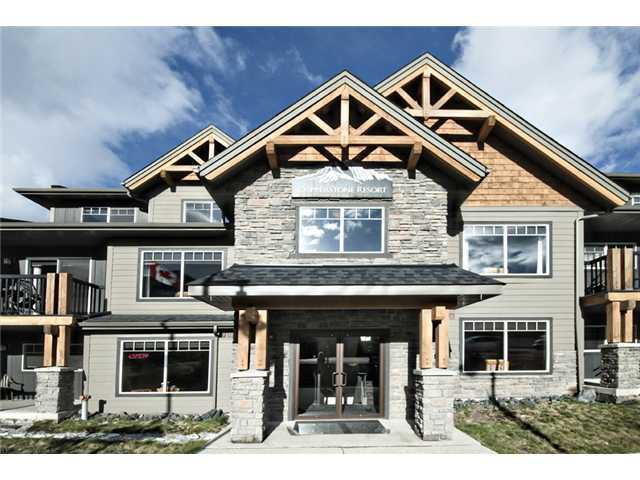 Main Photo: 3201 250 2 Avenue: Rural Bighorn M.D. Townhouse for sale : MLS®# C3651959