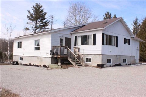 Main Photo: 3816 Burnside Line in Severn: Rural Severn House (Bungalow-Raised) for sale : MLS®# X3158630