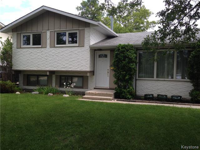 Main Photo: 361 Cathcart Street in WINNIPEG: Charleswood Residential for sale (South Winnipeg)  : MLS®# 1522681
