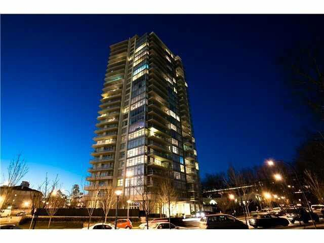 "Main Photo: 701 2289 YUKON Crescent in Burnaby: Brentwood Park Condo for sale in ""WATERCOLOURS"" (Burnaby North)  : MLS®# V1142450"