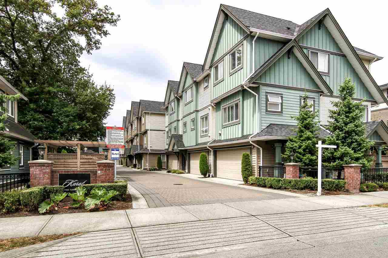 "Main Photo: 6 7393 TURNILL Street in Richmond: McLennan North Townhouse for sale in ""Karat"" : MLS®# R2098805"