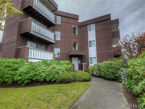 Main Photo: 2 1331 Johnson St in VICTORIA: Vi Downtown Condo for sale (Victoria)  : MLS®# 744195