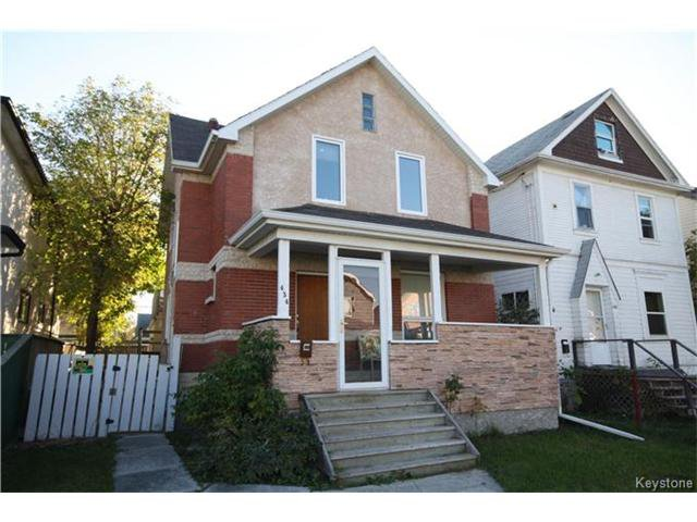 Main Photo: 434 Polson Avenue in Winnipeg: Residential for sale (4C)  : MLS®# 1707275