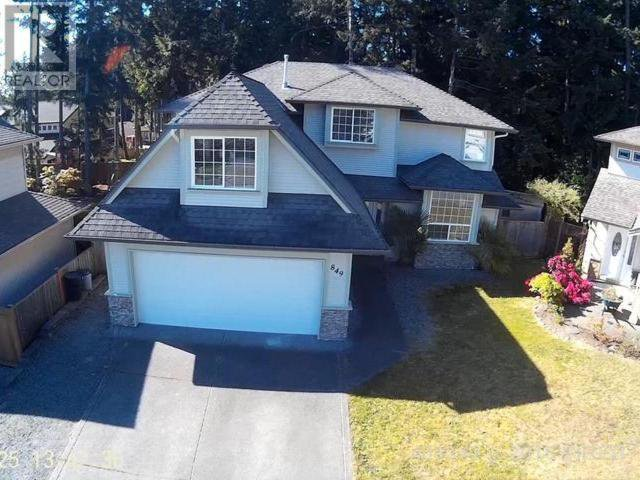 Main Photo: 849 Whistler Place in Nanaimo: House for sale : MLS®# 408340