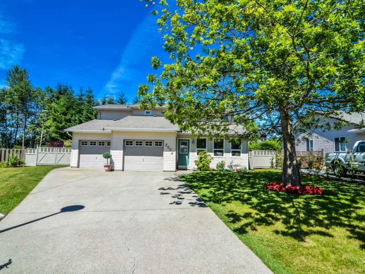 Main Photo: 2002 Bear Pl in CAMPBELL RIVER: CR Campbell River West House for sale (Campbell River)  : MLS®# 764147