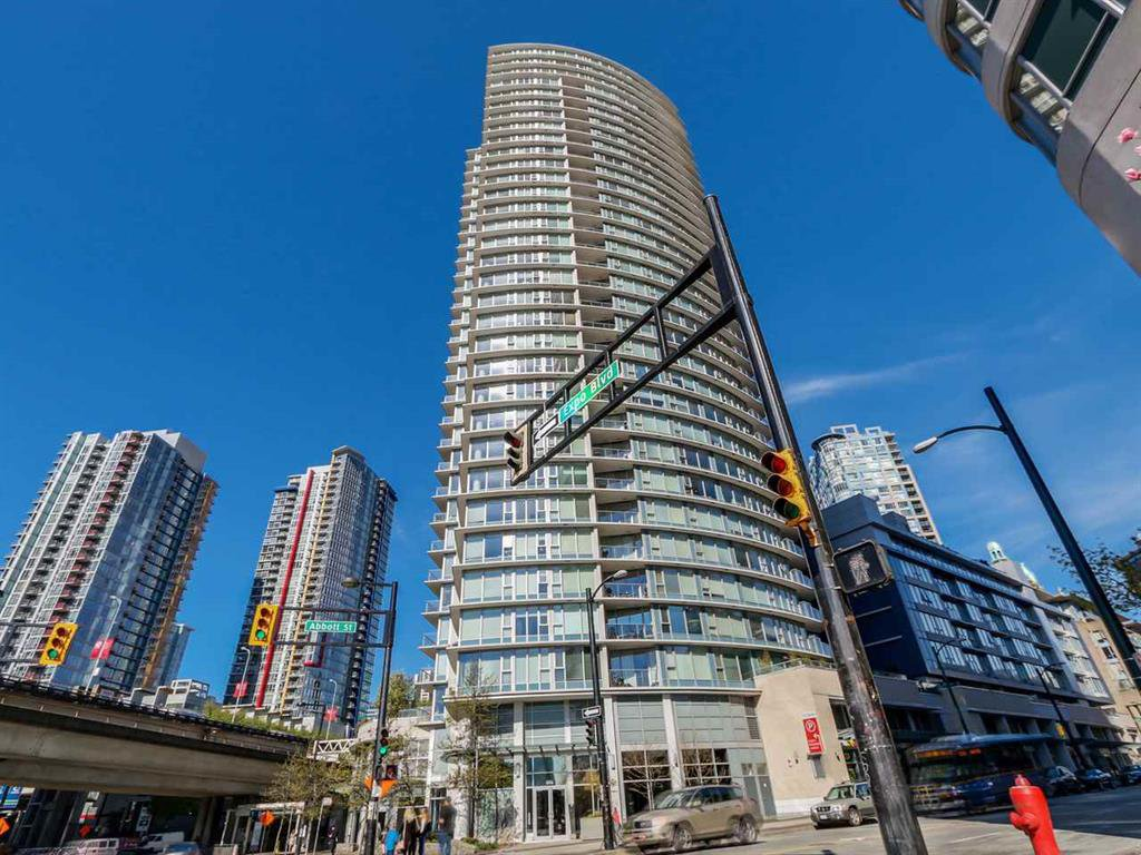 Main Photo: 1205 689 Abbott Street in Vancouver: Downtown VW Condo for sale (Vancouver West)  : MLS®# R2051597