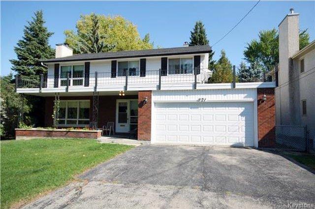 Main Photo: 821 McIvor Avenue in Winnipeg: Residential for sale (3H)  : MLS®# 1725028
